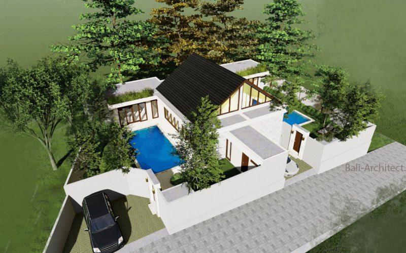 Architectural Project Umalas Bali
