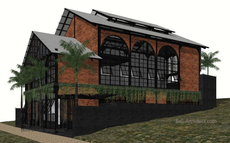 Architectural 3D Project Batu Bolong Bali