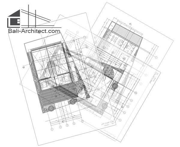 Architectural 3D Project Batu Bolong Bali