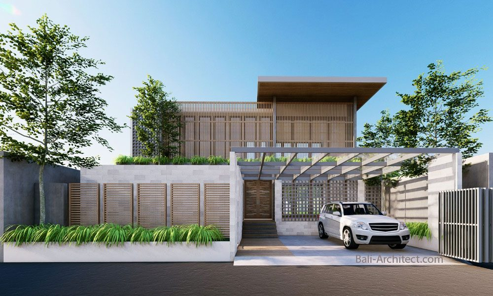 Residential Villa Architecture Project Seminyak Bali
