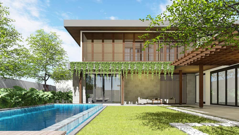 Bali Architect Villa